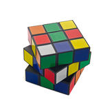 Magic Cube Stock Photography