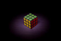 Magic Cube Stock Photos