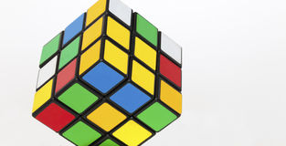 Magic cube Stock Image