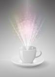Magic cup Stock Photo