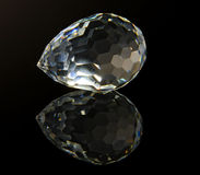 Magic cut crystal 2 Royalty Free Stock Photo