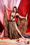Magic dance Royalty Free Stock Photos