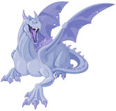 Magic Dragon Royalty Free Stock Photos