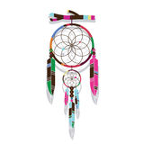 Magic dreamcatcher Royalty Free Stock Images