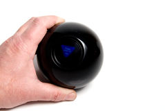 Magic Eight Ball Royalty Free Stock Image