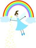 Magic fairy Stock Photography