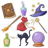 Magic and Fairy Tale Vector Stock Image