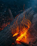 Magic fire Royalty Free Stock Images