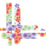 Magic flower background Royalty Free Stock Photo