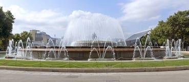 Magic Fountain Royalty Free Stock Photo