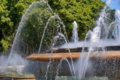 Magic Fountain Stock Images