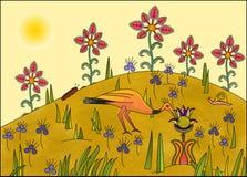 Magic Garden Royalty Free Stock Photos