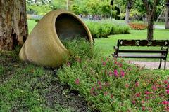 Magic garden Stock Photo
