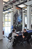 Magic: The Gathering - Grand Prix Turin 2012 Stock Photo