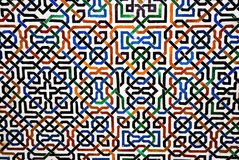 Magic geometry royalty free stock photo