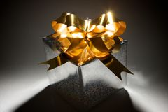 Magic gift Royalty Free Stock Photo