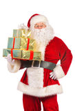 Magic gifts Stock Images
