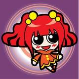 Magic girl Royalty Free Stock Photos