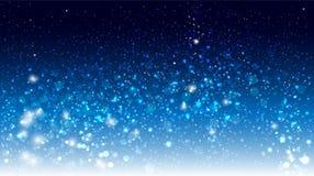 Magic glow and bokeh Royalty Free Stock Photography