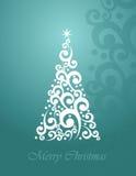 Magic greeting card Stock Photo