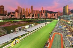 Magic Happy Valley Royalty Free Stock Images