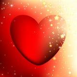 Magic heart Royalty Free Stock Photo