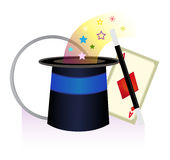 Magic Icon Royalty Free Stock Photography