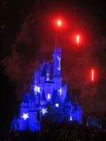 Magic Kingdom Castle Royalty Free Stock Images