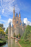 Magic Kingdom Castle Stock Photos