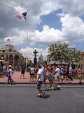 Magic kingdom disney Royalty Free Stock Image