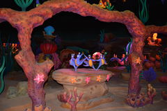 Magic Kingdom Walt Disney World toys - Under the sea Stock Image