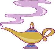 Magic Lamp Royalty Free Stock Photos