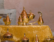 Magic lamps Stock Photos
