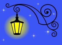 Magic lantern Royalty Free Stock Photography