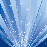 Magic Light. (Abstract Magical Background Royalty Free Stock Photography