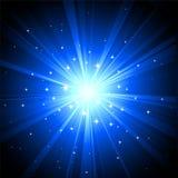 Magic light background Stock Photos