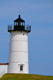 The magic of a light house in York Maine Stock Photography