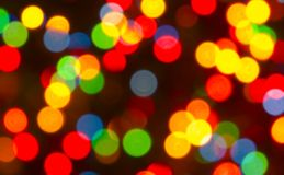 Magic Lights Stock Photos