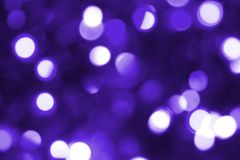 Magic Lights Royalty Free Stock Photo