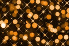 Magic Lights Royalty Free Stock Image