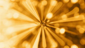 Magic lights rotations stock video
