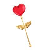 Magic love concept. Royalty Free Stock Photos