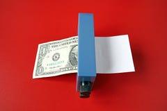 Magic of making money Stock Images
