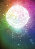 Magic Mirrorball Royalty Free Stock Photo