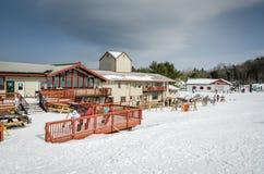 Magic Mountain Lodge - Londonderry, VT Royalty Free Stock Photos
