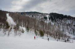 Magic Mountain - Londonderry, VT Royalty Free Stock Photo
