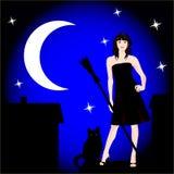 Magic night Royalty Free Stock Photography