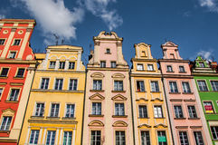 Magic old town of Wroclaw, Poland Stock Photo
