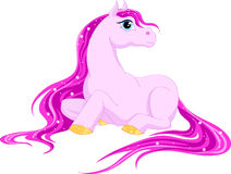 Magic pony Royalty Free Stock Photography