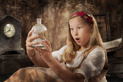 The magic potion Stock Images